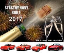 MX-5 - Novoroční přání 2017